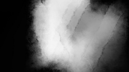 Black and Grey Watercolor Background Image