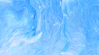 Abstract Blue Painting Texture Background