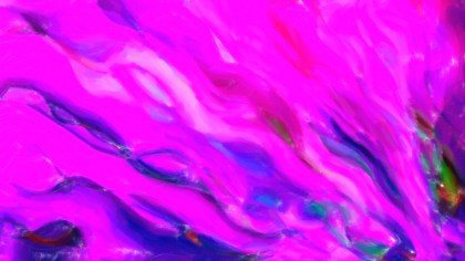 Abstract Blue and Purple Painting Texture Background