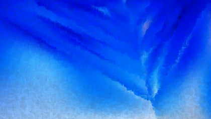Cobalt Blue Watercolour Grunge Texture Background