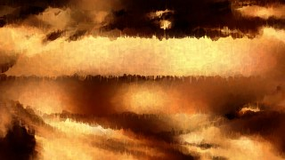 Cool Brown Aquarelle Background Image