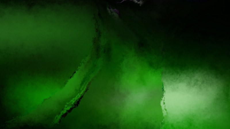 Cool Green Distressed Watercolour Background Image