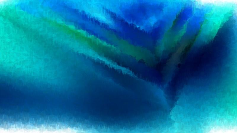 Dark Blue Watercolor Background Image