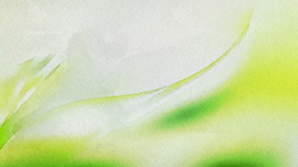 Green and White Distressed Watercolour Background