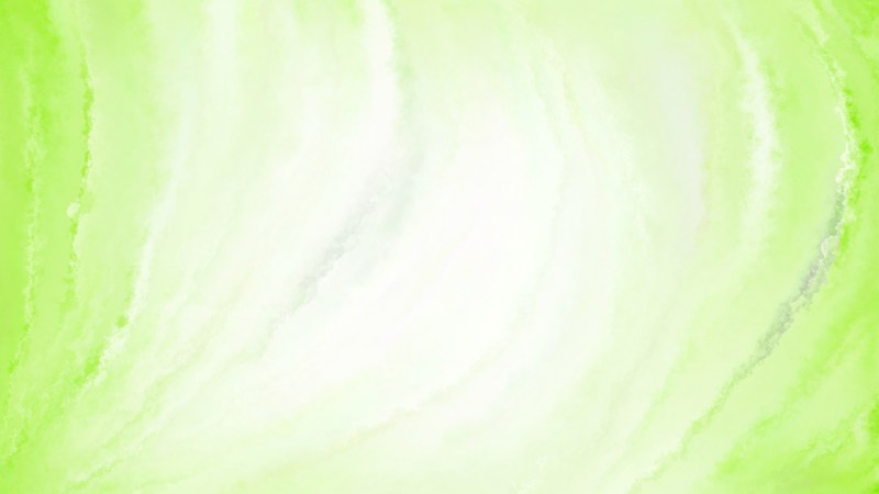 Green and White Grunge Watercolor Texture Background