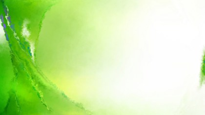 Green and White Watercolor Background Texture