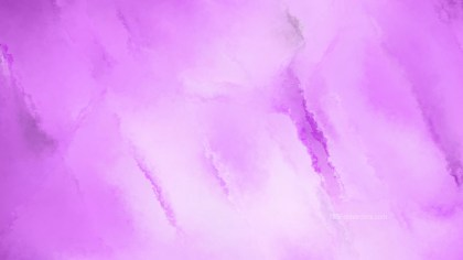 Lilac Watercolour Background Image