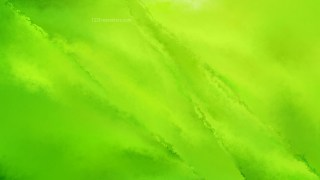 Lime Green Watercolor Background Texture