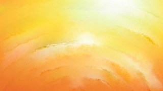 Orange and Yellow Grunge Watercolor Texture