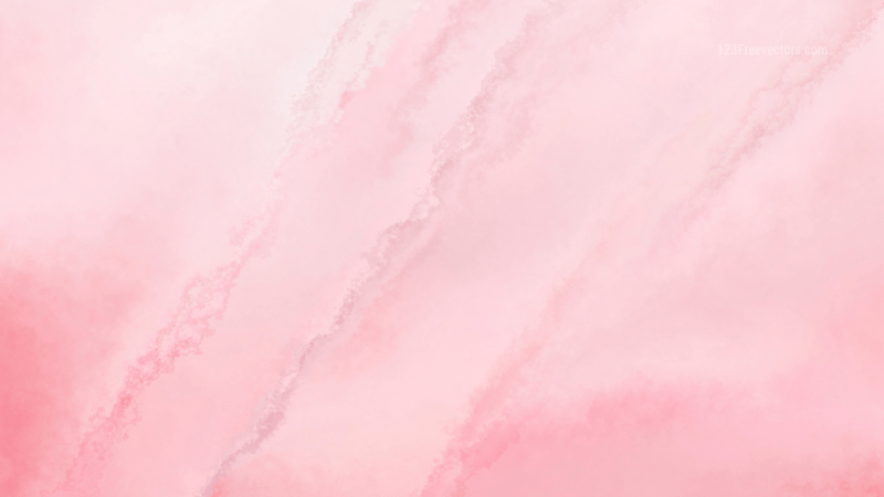 Pastel Pink Distressed Watercolor Background