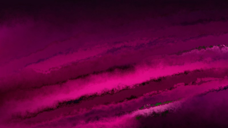 Pink and Black Grunge Watercolour Background