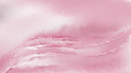 Pink and White Watercolour Background Texture