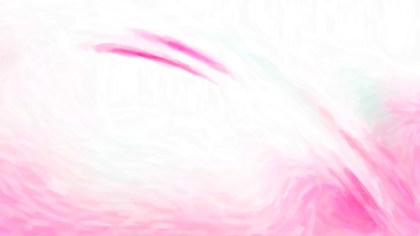 Pink and White Painted Background