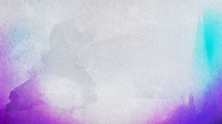 Purple and Grey Grunge Watercolor Background Image