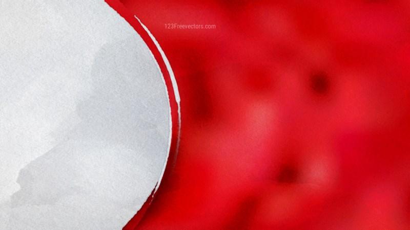 Red Aquarelle Background Image