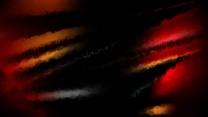 Red and Black Watercolour Background Texture