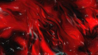 Abstract Red and Black Paint Background
