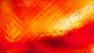 Abstract Red and Orange Glass Effect Painting Background