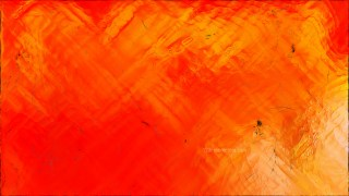 Abstract Red and Orange Glass Effect Paint Background
