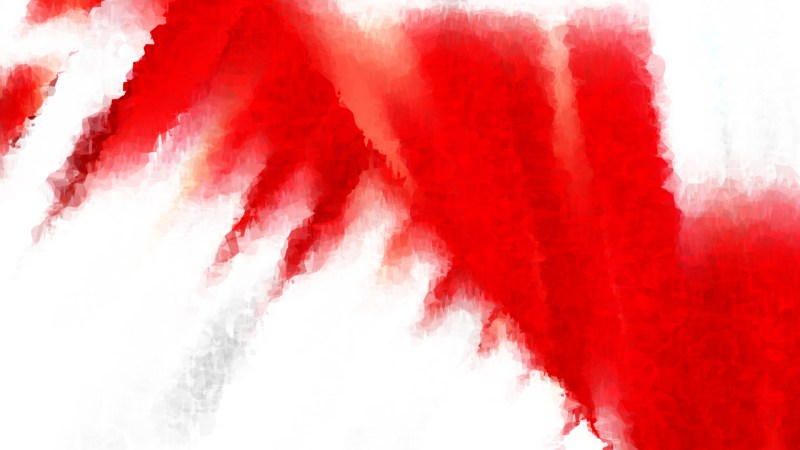 Red and White Watercolor Texture