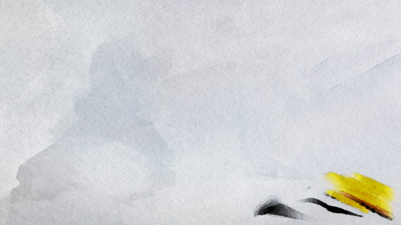 White Watercolour Grunge Texture Background