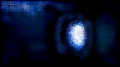 Abstract Black and Blue Grunge Background Image
