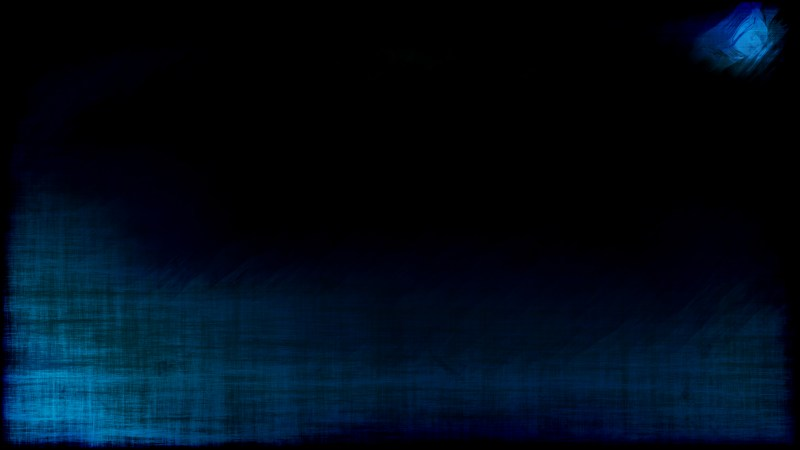 Abstract Black and Blue Dirty Grunge Texture Background