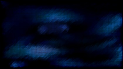 Abstract Black and Blue Grunge Background