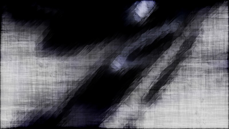 Abstract Black and Grey Grunge Texture Background