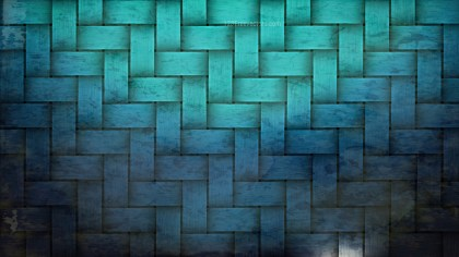 Black and Turquoise Dirty Grunge Texture Background
