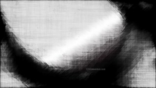 Abstract Black and White Grunge Background Texture