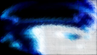 Abstract Blue Black and White Textured Background Image