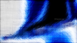 Abstract Blue Black and White Texture Background Image