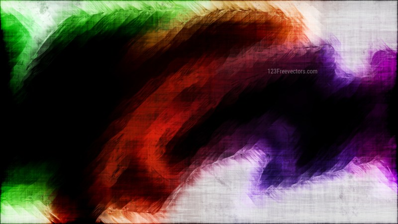 Abstract Colorful Grunge Texture Background Image