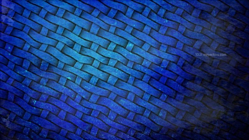 Cool Blue Grunge Background