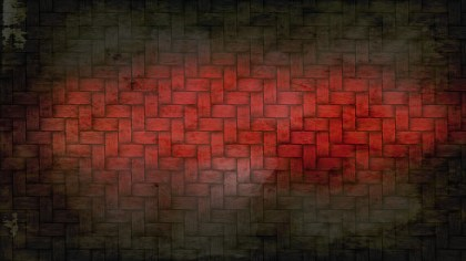 Cool Red Grunge Texture Background Image