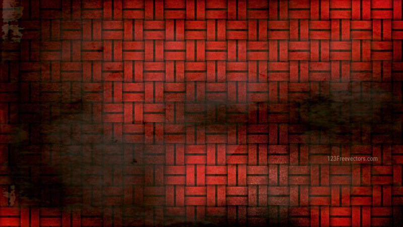 Cool Red Textured Background