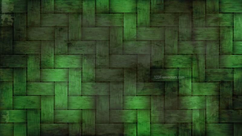 Dark Green Texture Background