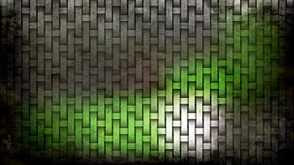 Green and Black Grunge Background Image