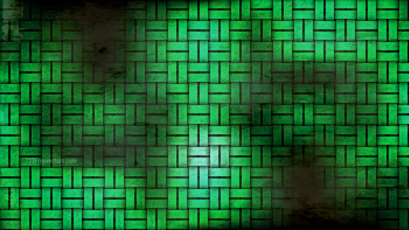 Green and Black Background Texture