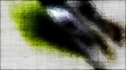 Abstract Green and Black Dirty Grunge Texture Background