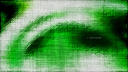Abstract Green and Grey Grunge Background