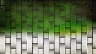 Green Black and White Textured Background