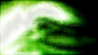 Abstract Green Black and White Grunge Texture Background