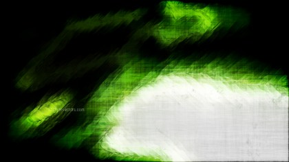 Abstract Green Black and White Grunge Background Texture