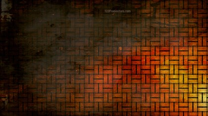 Orange and Black Textured Background Image