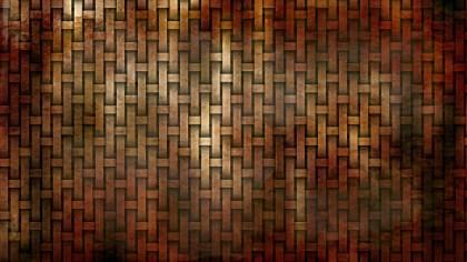 Orange and Black Grunge Texture Background
