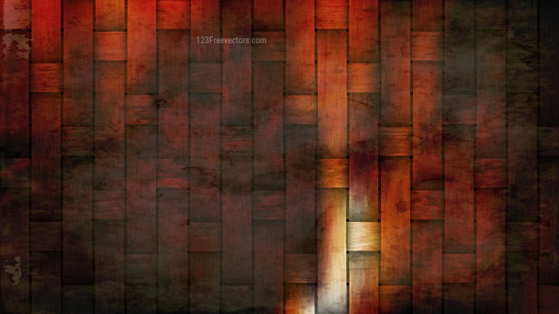 Orange and Black Background Texture