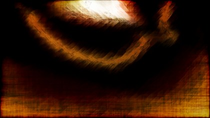 Abstract Orange and Black Textured Background