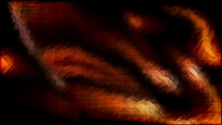 Abstract Orange and Black Texture Background Image